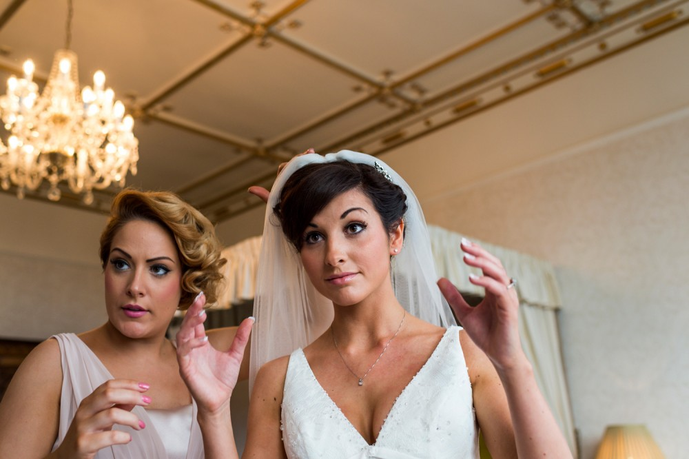 The Welcombe Hotel Stratford upon Avon wedding photography.