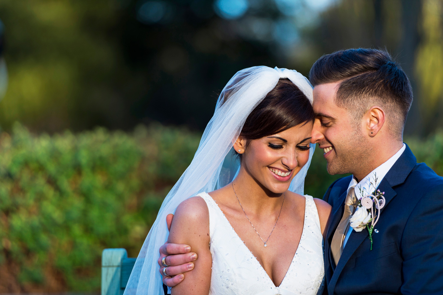 The Welcombe Hotel Stratford-upon-Avon wedding photography.