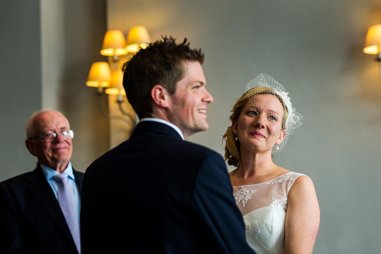 Wedding ceremony Grand Hotel Brighton