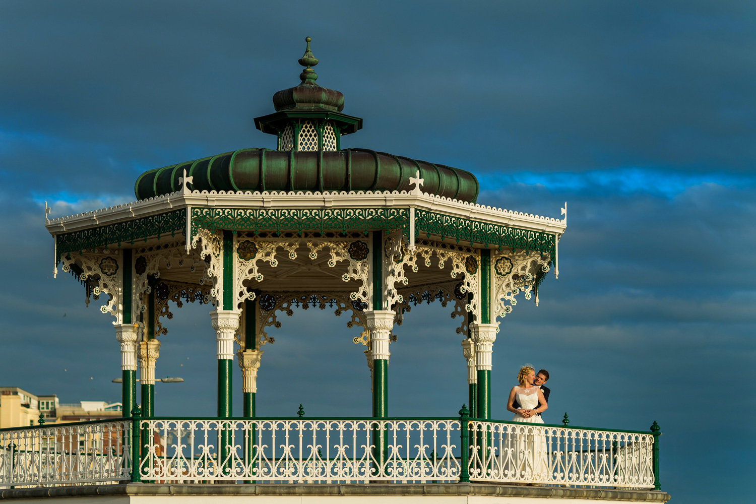 The Grand Hotel Brighton wedding photography – Gill & Barney