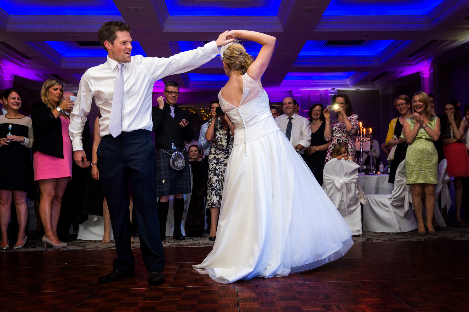 first dance at the grand hotel brighton