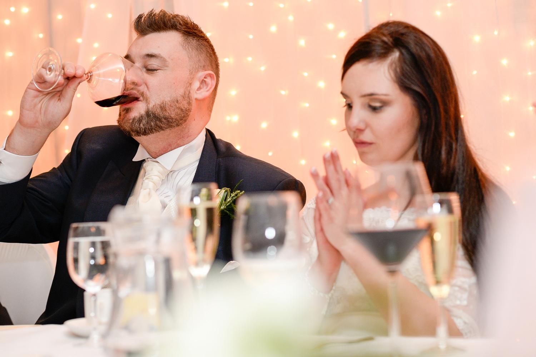 wedding speeches at carton house