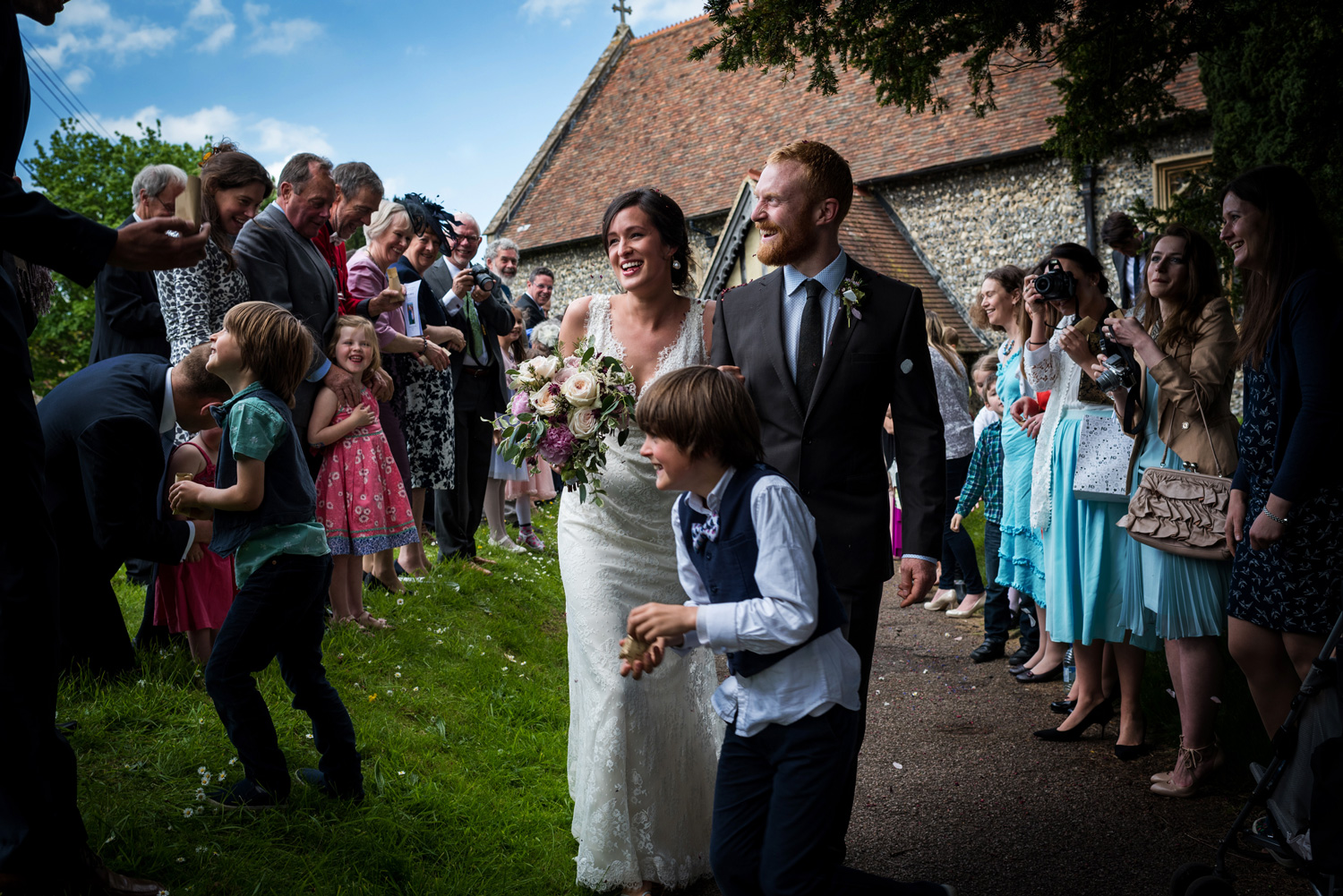 nonington wedding photographer
