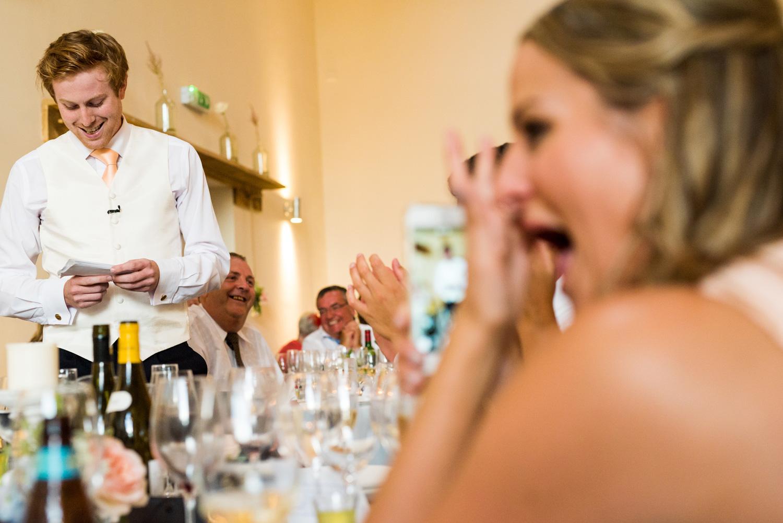 millbridge court wedding speeches
